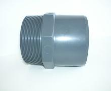 Adattatore PVC di diverse misure