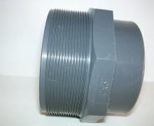 Riduzione Maschio/femmina PVC