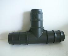 Tees Portagomma per tubo PN 4 di misure dal 16 al 40