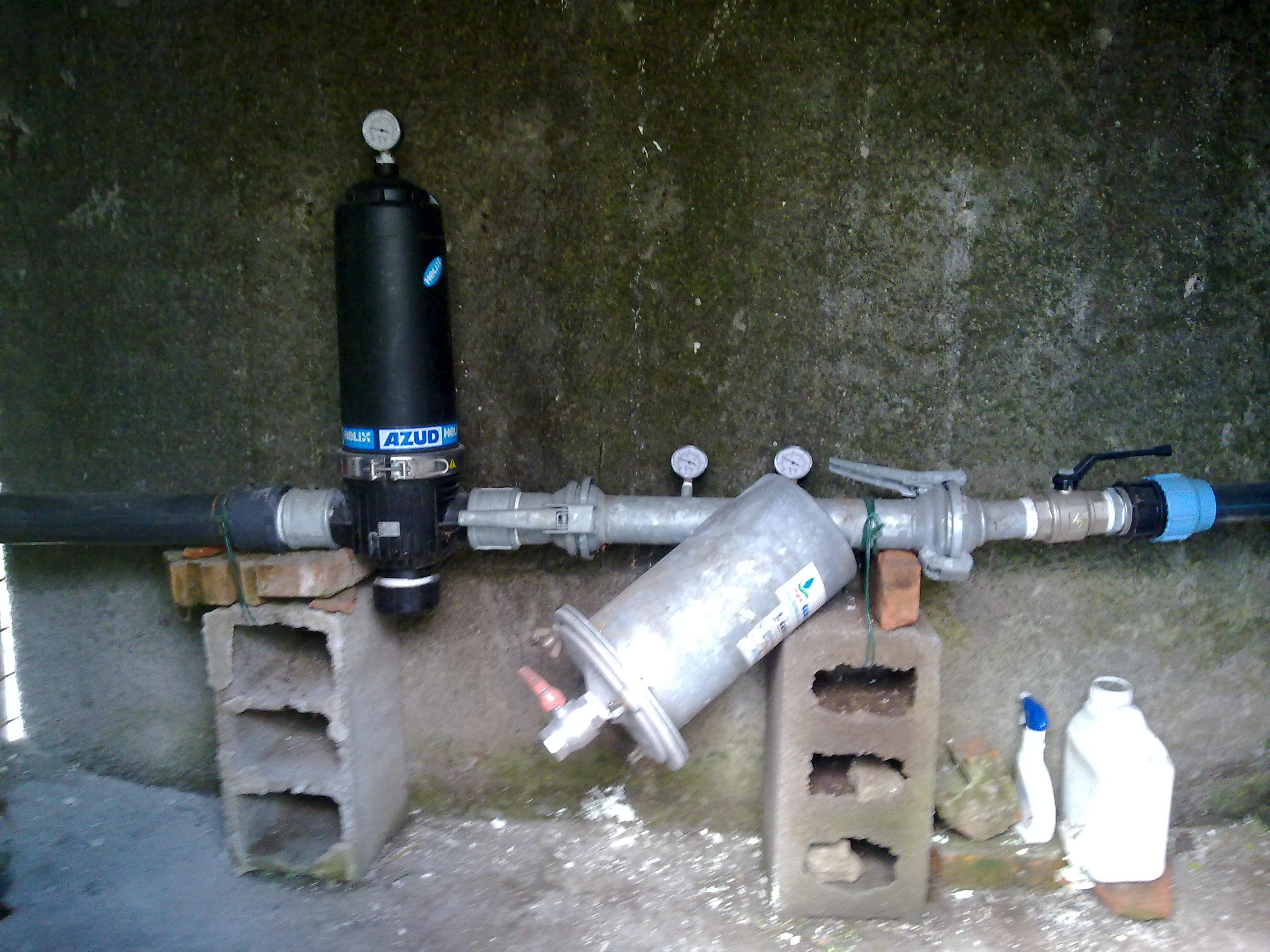 Galleria f i p a forniture per impianti di for Filtro per irrigazione